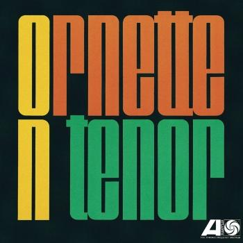 Cover Ornette On Tenor