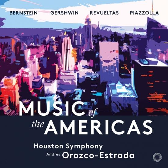 Cover Music of the Americas