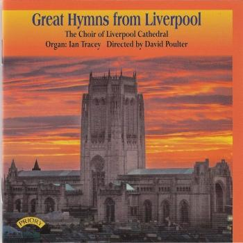 Cover Great Hymns from Liverpool