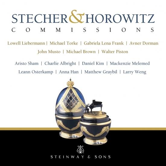 Cover Stecher & Horowitz Commissions