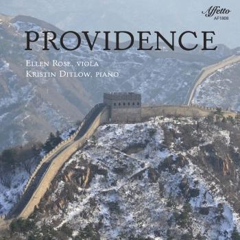 Cover Providence