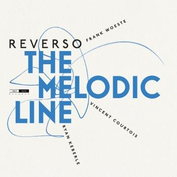 Cover Reverso - The Melodic Line
