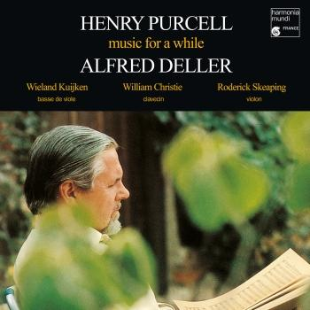 Cover Purcell: Music for a while (Remastered)
