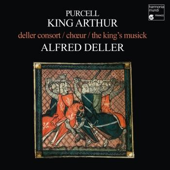 Cover Purcell: King Arthur (Remastered)