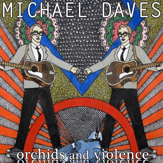 Cover Orchids and Violence