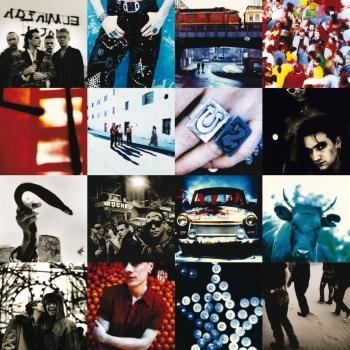 Cover Achtung Baby (Remaster)