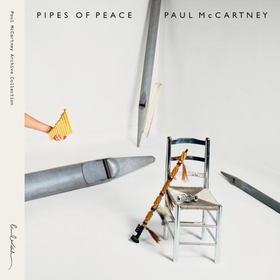 Cover Pipes Of Peace (Standard Version - 2015 Remaster)