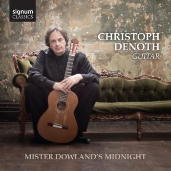 Cover Mister Dowland's Midnight