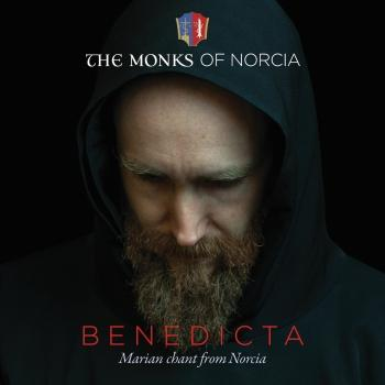 Cover BENEDICTA: Marian Chant From Norcia