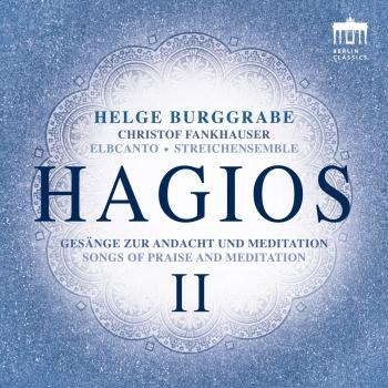 Cover Hagios II (Songs of Praise and Meditation)