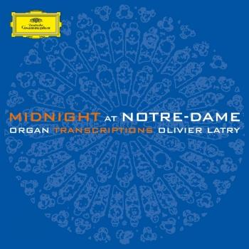 Cover Midnight at Notre-Dame