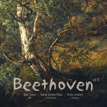 Cover Beethoven Sonatas Vol 2