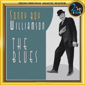 Cover Sonny Boy Williamson: The Blues (Remastered)