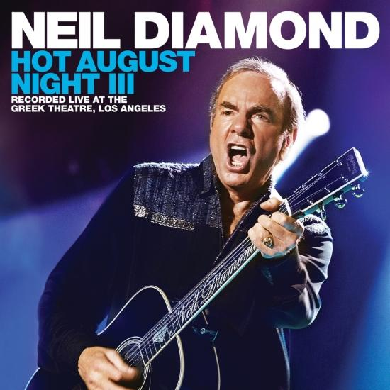 Cover Hot August Night III