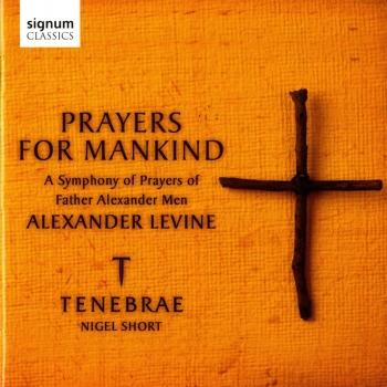 Cover Levine: Prayers for Mankind