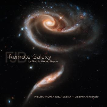 Cover REMOTE GALAXY by Flint Juventino Beppe