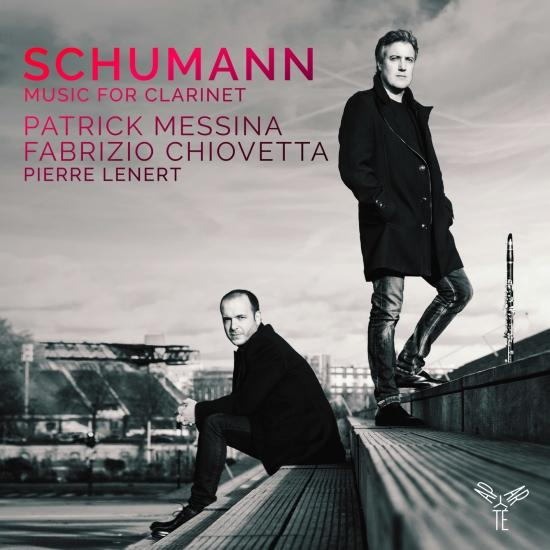 Cover Schumann: Music for Clarinet