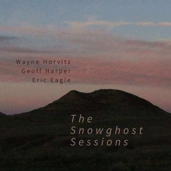 Cover The Snowghost Sessions