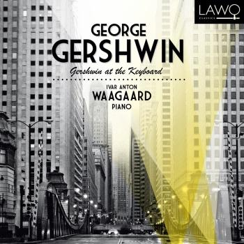 Cover Gershwin at the Keyboard