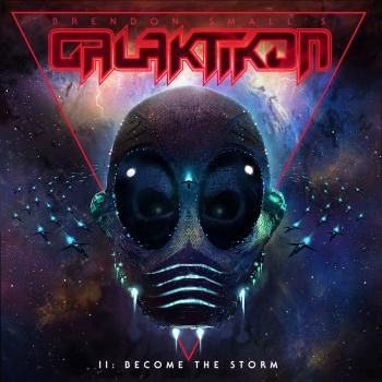 Cover Galaktikon II: Become the Storm