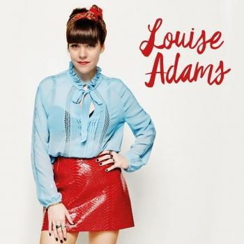 Cover Louise Adams