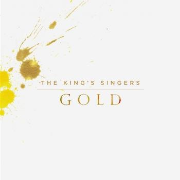 Cover The King's Singers: Gold