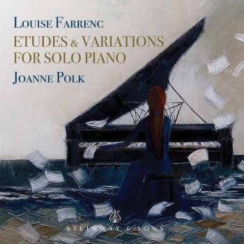 Cover Louise Farrenc: Etudes & Variations for Solo Piano
