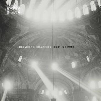 Cover Lost Voices of Hagia Sophia
