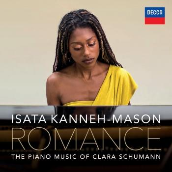 Cover Romance – The Piano Music of Clara Schumann