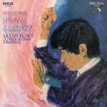 Cover Tchaikovsky: Symphony No. 5 in E Minor, Op. 64 & Mussorgsky: A Night on Bare Mountain (Remastered)