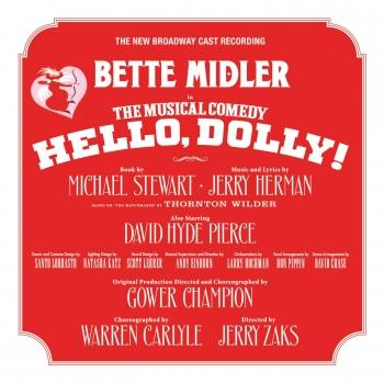 Cover Hello, Dolly! (New Broadway Cast Recording)