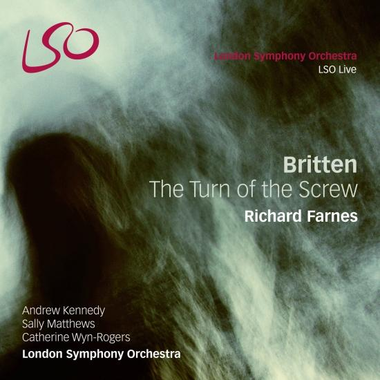 Cover Britten: The Turn of the Screw, Op. 54