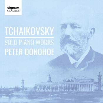Cover Tchaikovsky: Solo Piano Works
