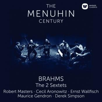 Cover Brahms: String Sextets Nos 1 & 2