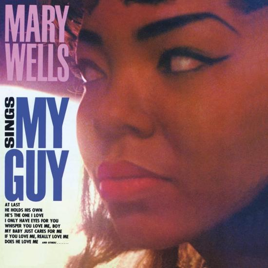 Cover Mary Wells Sings My Guy