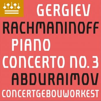 Cover Rachmaninov: Piano Concerto No. 3