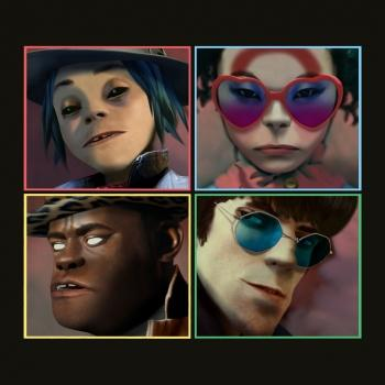 Cover Humanz (Deluxe)