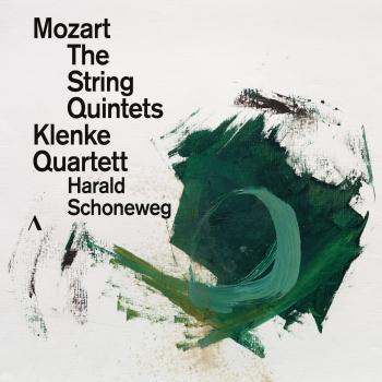 Cover Mozart: The String Quintets