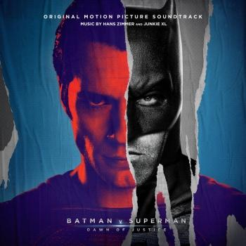 Cover Batman v Superman: Dawn of Justice (Original Motion Picture Soundtrack)