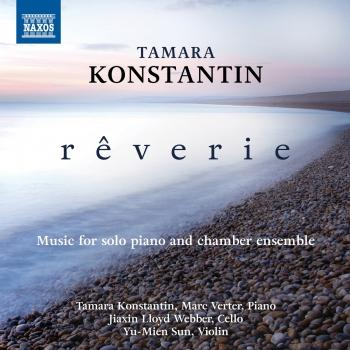 Cover Konstantin: Rêverie