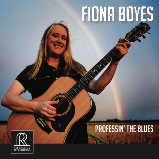 Cover Professin' the Blues
