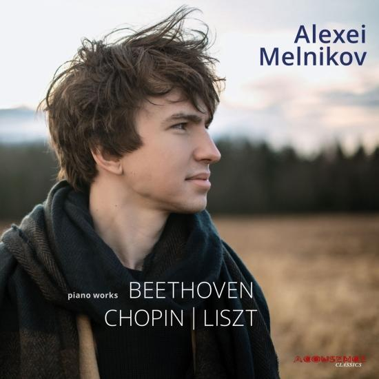 Cover Beethoven, Chopin & Liszt: Piano Works