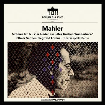 Cover Mahler: Symphony No.5 & Songs