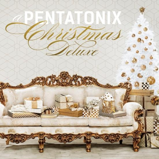 Cover A Pentatonix Christmas Deluxe