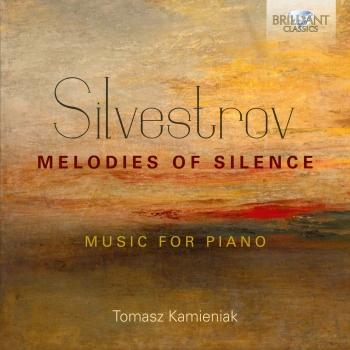 Cover Silvestrov: Melodies of Silence