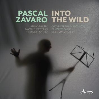 Cover Pascal Zavaro: Into The Wild