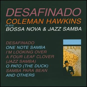 Cover Desafinado: Plays Bossa Nova & Jazz Samba