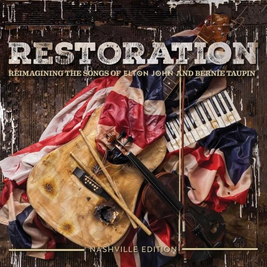 Cover Restoration: The Songs Of Elton John And Bernie Taupin