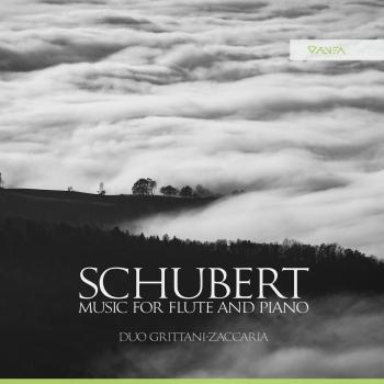 Cover Schubert: Music for Flute & Piano