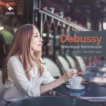 Cover Véronique Bonnecaze: Debussy